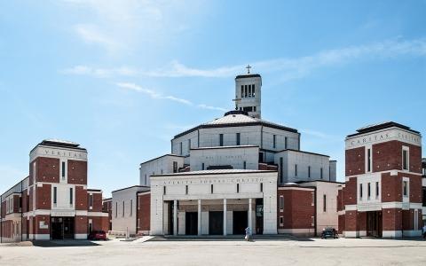 Centrum Jana Pawła II - Kraków